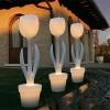 Luminaires de piscine design TULIP XL, H151cm MYYOUR