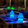 Lampes à poser sans fil TEA LIGHT, H14cm LYXO DESIGN