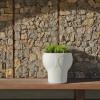 Mobilier de jardin design & lumineux MELVIN, H54.5cm NEW GARDEN