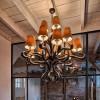 Luminaires entrée ODE 1647, H80cm JACCO MARIS