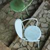 Fauteuil design & Lumineux PARIS, H93cm VERMOBIL