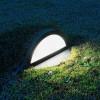 Eclairage exterieur piscine LAMPYRIS Marron, H18cm PANZERI