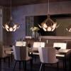 Luminaires salon design PEACOCK, H52.7cm KUNDALINI