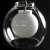 Suspensions en verre  PIKANT Transparent, H25.8cm BELID