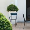 Chaise design & lumineuse MOGAN WOOD, H88cm VERMOBIL