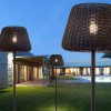 Eclairage exterieur piscine RALPH PANZERI