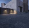 Eclairage exterieur piscine BENDO LED Anthracite, H32.5cm SLV