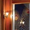 Luminaires salon design SAUREO Blanc, H30cm BROSSIER SADERNE