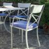 Fauteuil design & Lumineux MOGAN WOOD, H88cm VERMOBIL