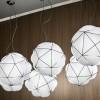 Luminaires salon design SEMAI, Ø40cm VISTOSI