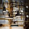 Luminaires chambre design SHADOWS, Ø11cm BROKIS
