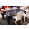 Table design & lumineuse - Table haute SIR OF LOVE, H71cm SLIDE