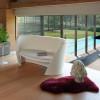 Mobilier de jardin design & lumineux RAP, H75cm SLIDE