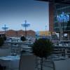 Luminaires de luxe extérieur DRYLIGHT, H250cm MASIERO