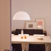 Luminaires salon design CAPITONE, H34cm ALMALIGHT
