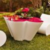 Table basse design & lumineuse AGATHA, H45cm VONDOM