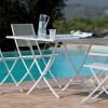 Table design & lumineuse - Table haute VEGAS, H75cm VERMOBIL