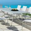 Table design & lumineuse - Table haute VALENTINO, H75cm VERMOBIL