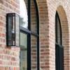 Luminaires de luxe extérieur VITRINE NORMALE, L20cm AUTHENTAGE