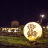 Luminaires de luxe extérieur ULULI ET ULULA, Blanc KARMAN