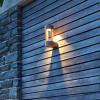 Eclairage exterieur piscine SLOTS, H21cm SLV