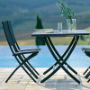 Chaise design & lumineuse VEGAS, H90cm VERMOBIL