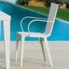 Fauteuil design & Lumineux SKYLINE, H89cm VERMOBIL