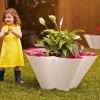 Décorations & Pots design AGATHA, H45cm VONDOM