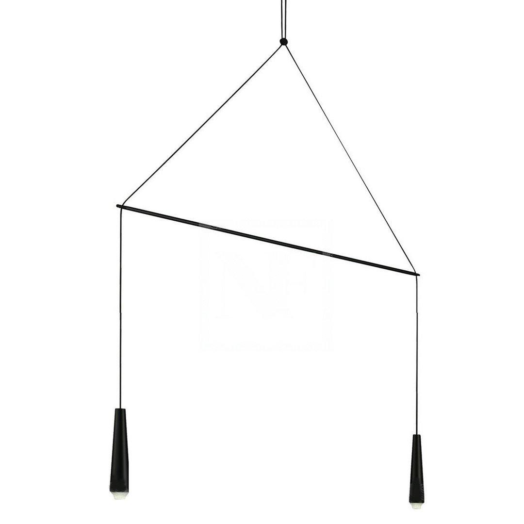 Luminaires salon design MIKADO MOROSINI