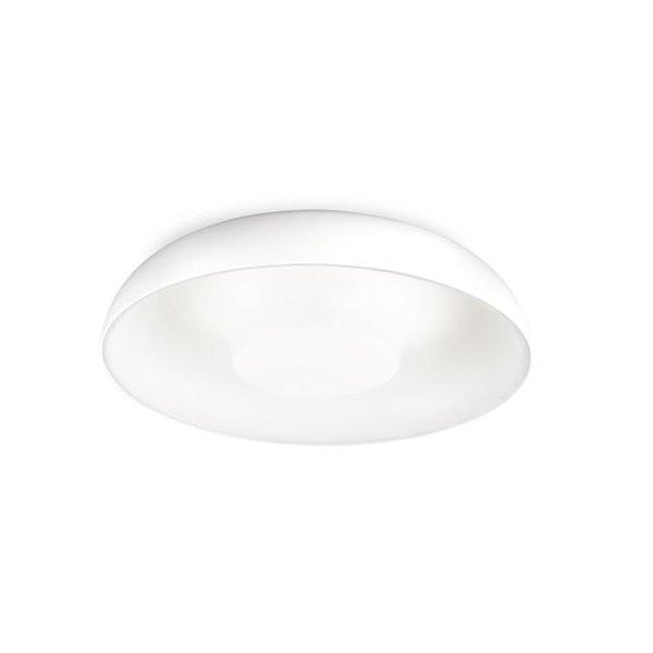 Luminaires salon design TANDEM Blanc, H13cm LEDS-C4