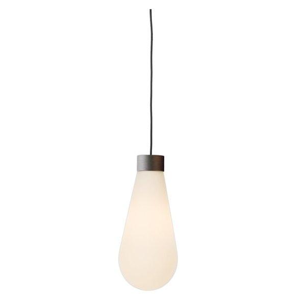 Luminaires entrée TEAR Blanc, H40cm HERSTAL