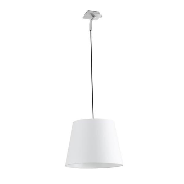 Luminaires chambre design ESSENTIAL Blanc, H31cm FARO