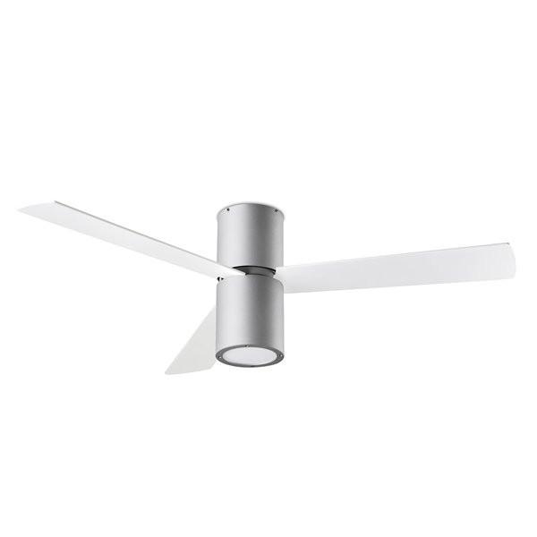 Ventilateurs plafond design FORMENTERA Gris H39cm LEDS-C4