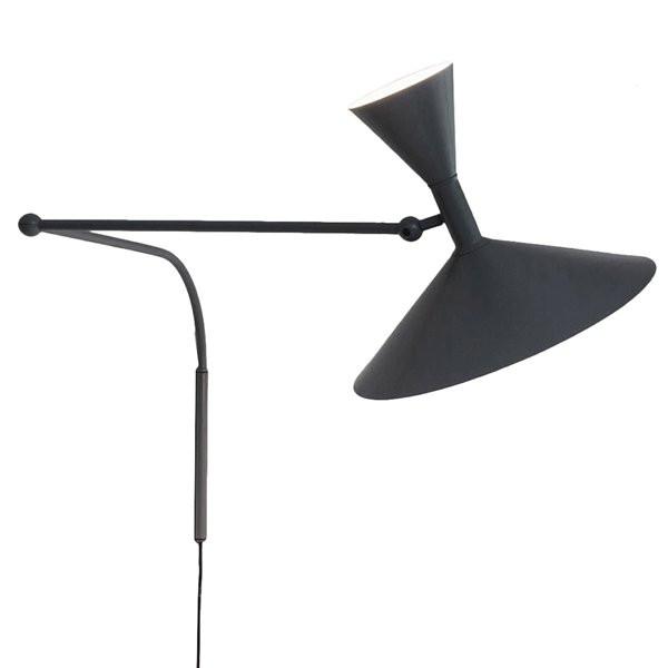 Luminaires chambre design LAMPE DE MARSEILLE, H80cm NEMO