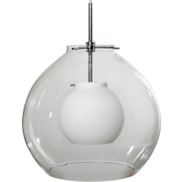 Luminaires entrée PIKANT Transparent, H25.8cm BELID
