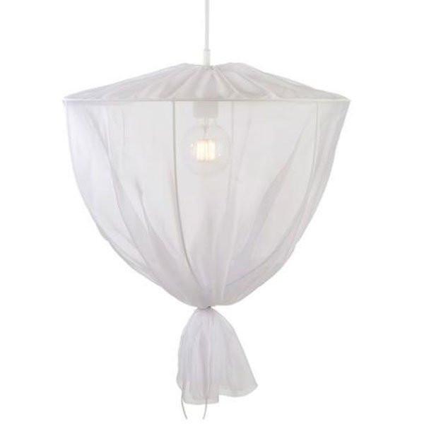 Luminaires chambre design CHANDELIER Blanc, H38cm BELID