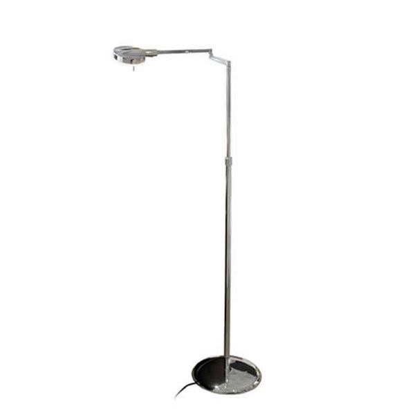 Luminaires chambre design 3 LED Chromé, H132cm MILAN ILUMINACION