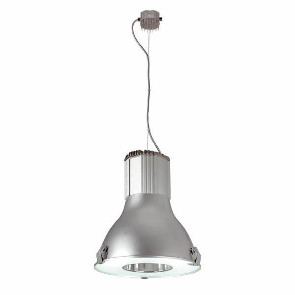 Luminaires salon design TRANSFER Nickel, H35.3cm FARO