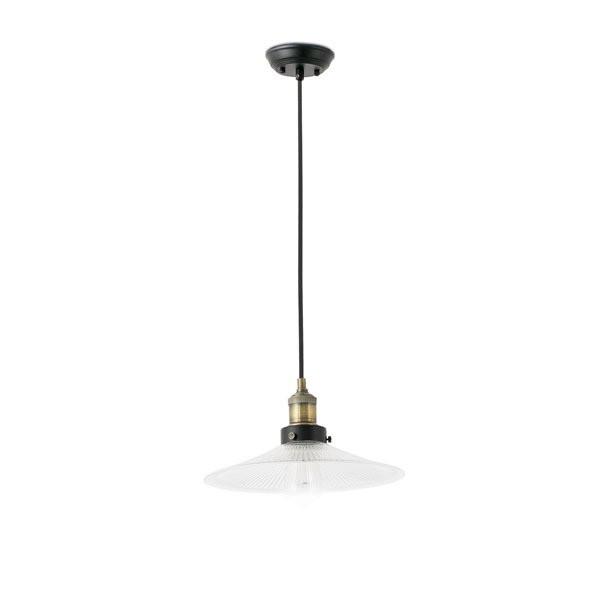Luminaires salon design HALITA Or Vieilli, H25m FARO
