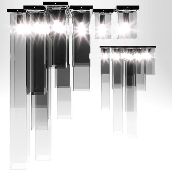 Luminaires entrée TUBES VISTOSI
