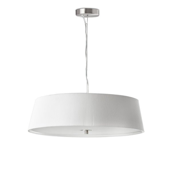 Luminaires chambre design PROSA Blanc, H16.5cm FARO