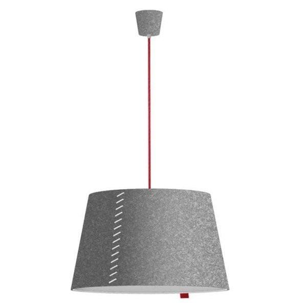 Luminaires salon design ALICE Gris, H15cm MOREE