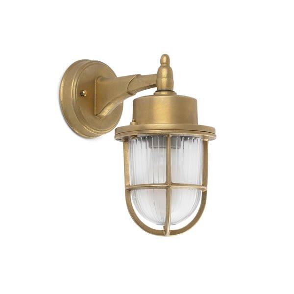 Luminaires de jardin design NAHIR Laiton, H23cm FARO
