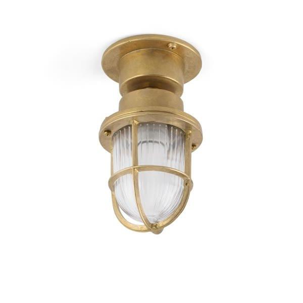 Luminaires de jardin design MAUREN Laiton, H23cm FARO