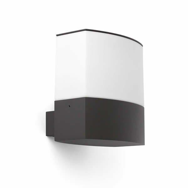 Luminaires de piscine design DATNA Anthracite, H19,6 cm FARO