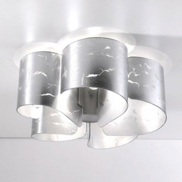 Luminaires chambre design PAPIRO, H28cm SELENE