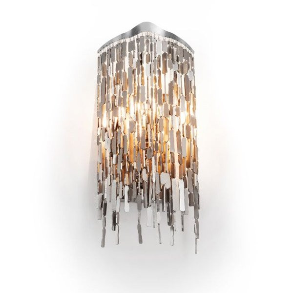 Luminaires chambre design ARTHUR, Nickel BRAND VAN EGMOND