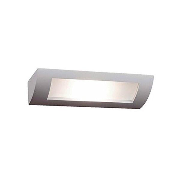 Luminaires entrée CHERAS Blanc, H8.5cm FARO