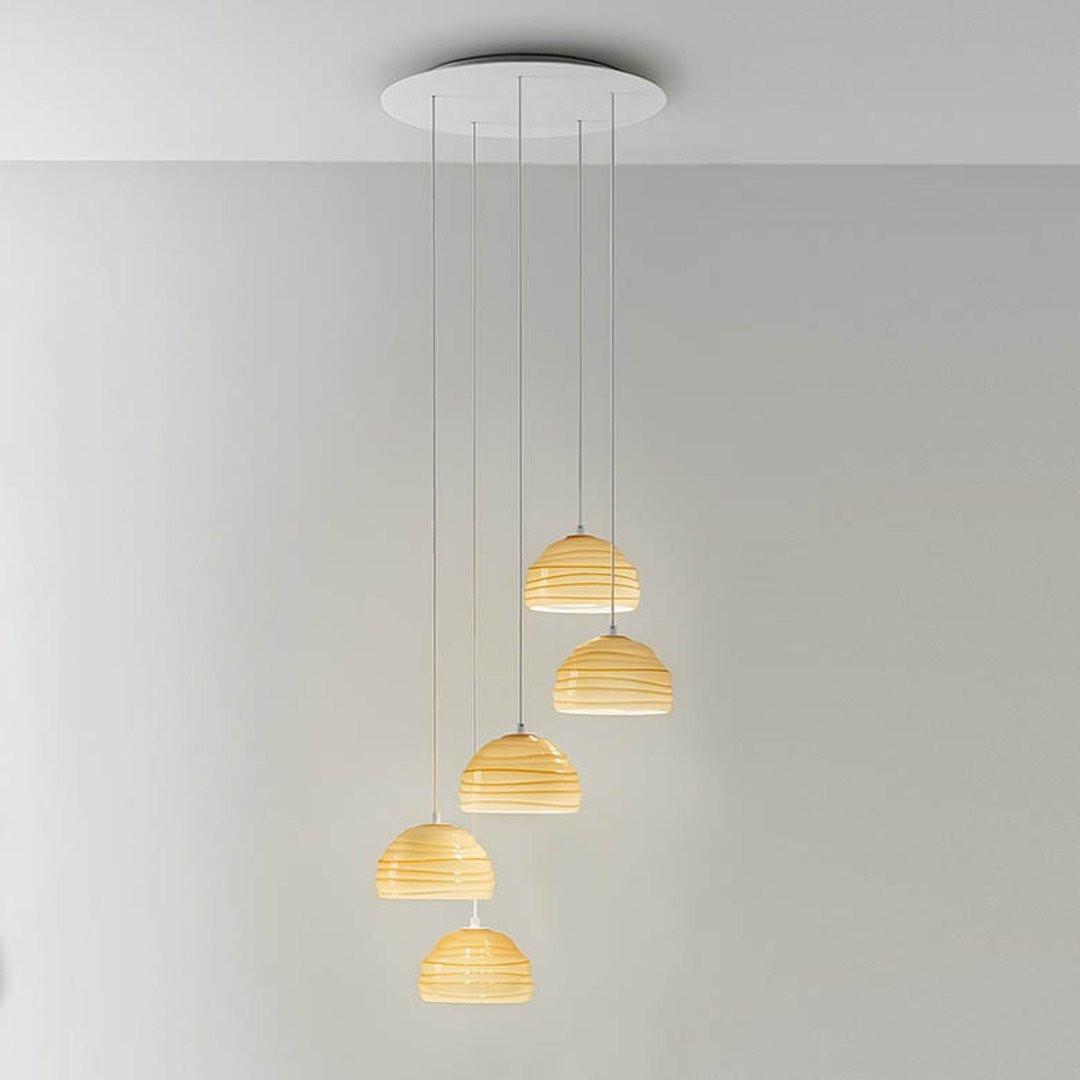 Luminaires salon design ASTER GIARNIERI