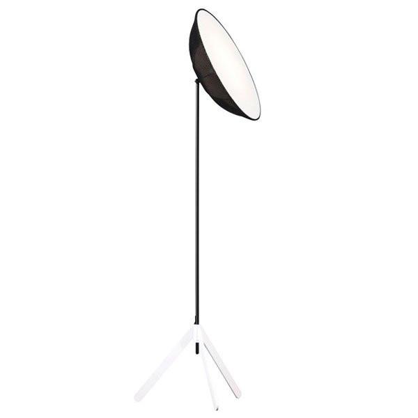 Luminaires chambre design STUDIO Noir, H190cm INVENTIVE